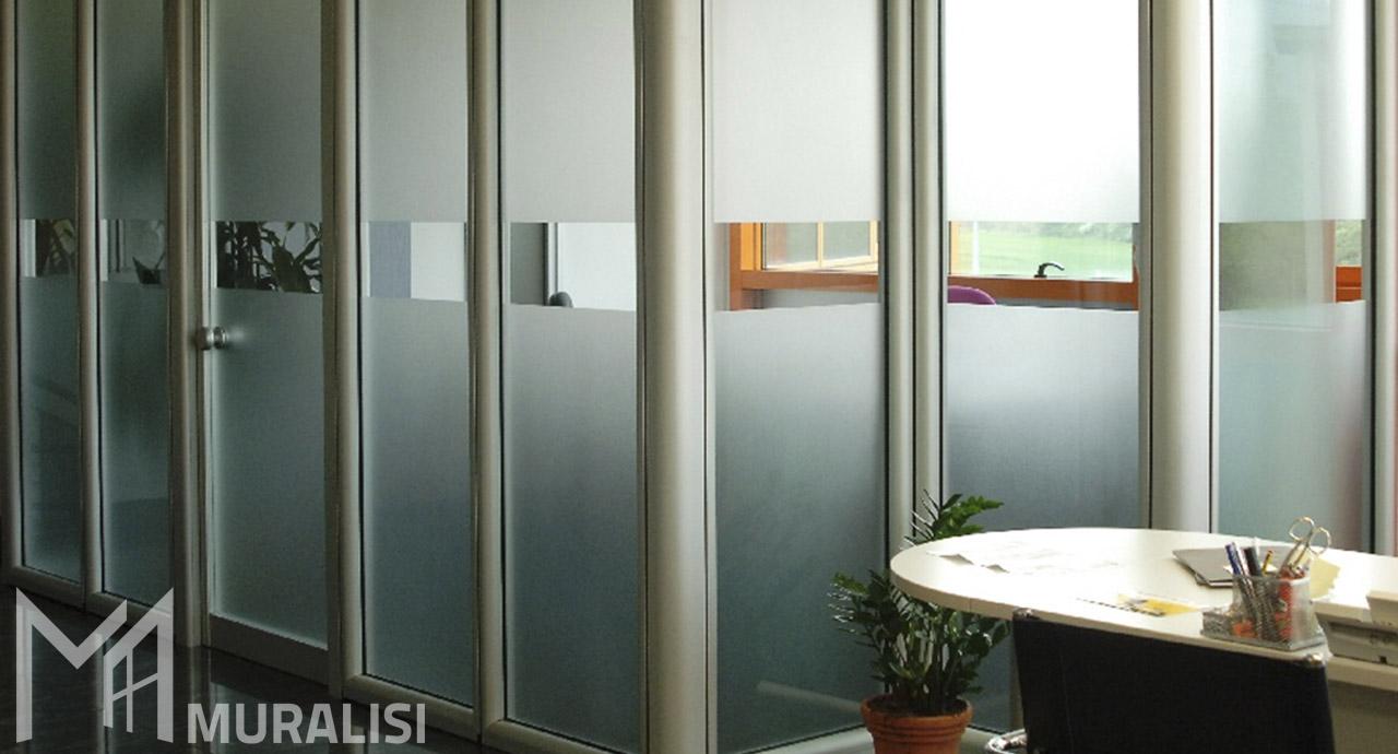 ... Per Uffici : Pareti divisorie: Design e privacy in ufficio Muralisi