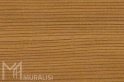 Colore infissi Castagno – Finiture alluminio effetto legno touch – Muralisi