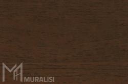 Colore infissi Noce – Finiture alluminio effetto legno – Muralisi