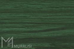 Colore infissi Rovere Verde – Finiture alluminio effetto legno – Muralisi