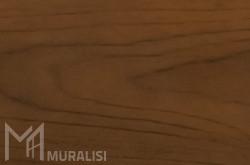 Colore infissi Castagno ruvido – Finiture alluminio effetto legno touch – Muralisi