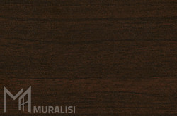 Colore infissi Noce goffrato – Finiture alluminio effetto legno touch – Muralisi