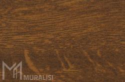 Colore infissi Renolit scuro – Finiture alluminio effetto legno touch – Muralisi
