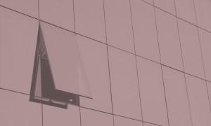 Facciate continue con vetri termici - Muralisi