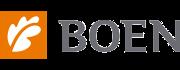 Logo Boen - Parquet e pavimenti in legno - Muralisi