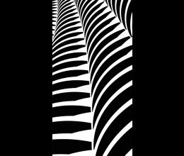 Vetri stampati geometrici Laborvetro – Tripudio di forme AS