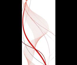 Vetri stampati geometrici Laborvetro – Tripudio di forme BG
