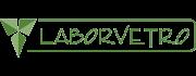 Logo Laborvetro - Vetri stampati per porte e finestre - Muralisi