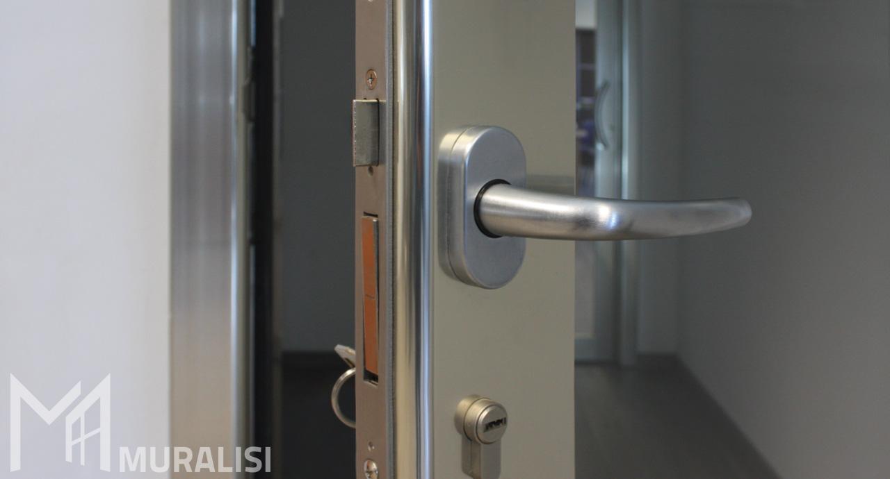 Porte per interni in alluminio 4