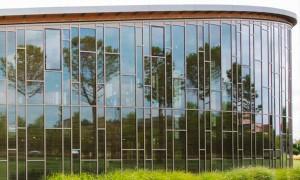 Sd facciate continue legno alluminio