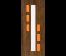Pannelli moderni per porte Zero5 - Impeto 129