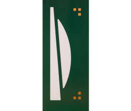 Pannelli moderni per porte Zero5 - Impeto 176