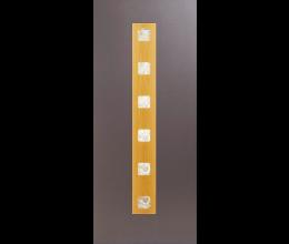 Pannelli moderni per porte Zero5 - Libertà 304