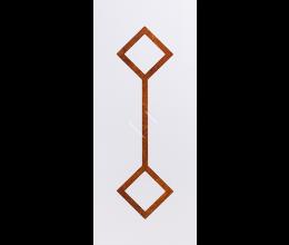 Pannelli moderni per porte Zero5 - Libertà 341