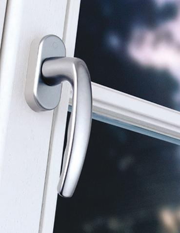 Realizzazione maniglie per finestre Hoppe - Atlanta