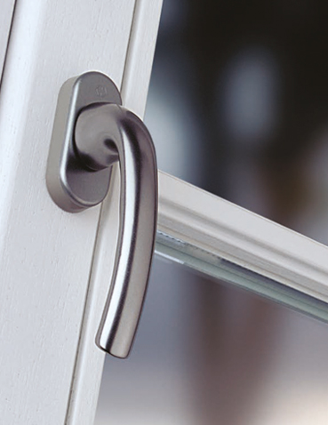 Maniglie per finestre maniglie infissi hoppe muralisi - Maniglie per finestre alluminio ...