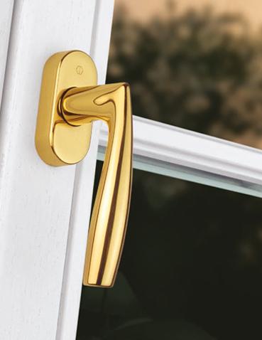 Realizzazione maniglie per finestre Hoppe - Vitoria