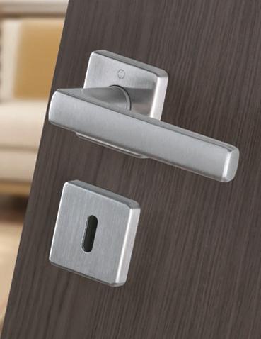 Realizzazione maniglie per porte interne Hoppe - Dallas