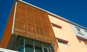Sd frangisole legno alluminio
