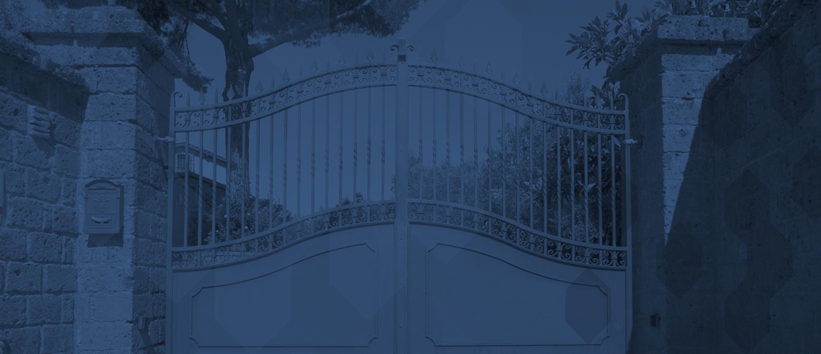 Cancelli, cancelletti e recinzioni